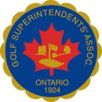 golf superintendents association logo