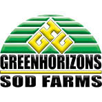 green horizons sod farms logo