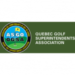 quebec golf superintendents association logo
